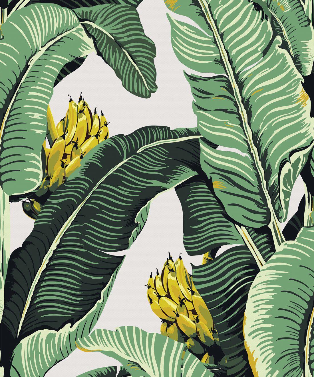 Jungle Palm Wallpaper (Two Roll Set)