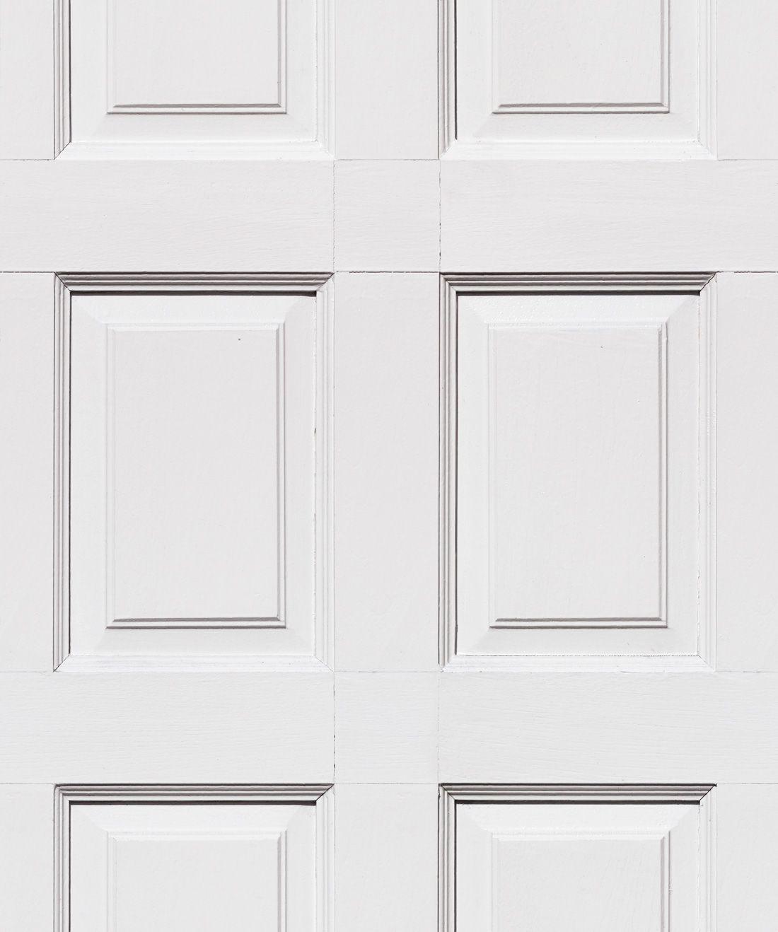Wainscoting Wallpaper