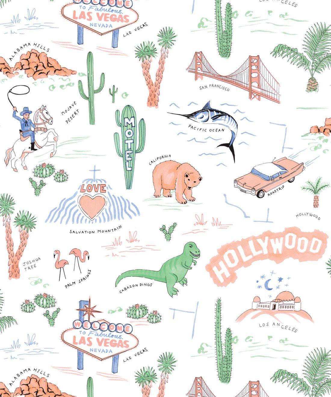The Road Trip Wallpaper