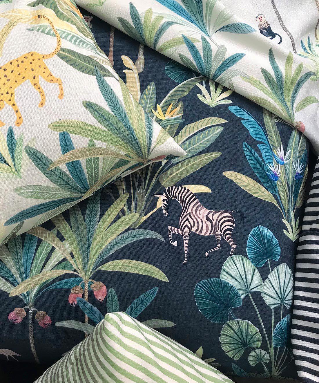 Animal Kingdom Fabric