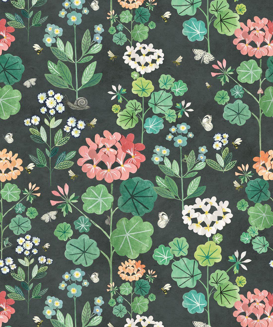 Sophies Garden Wallpaper
