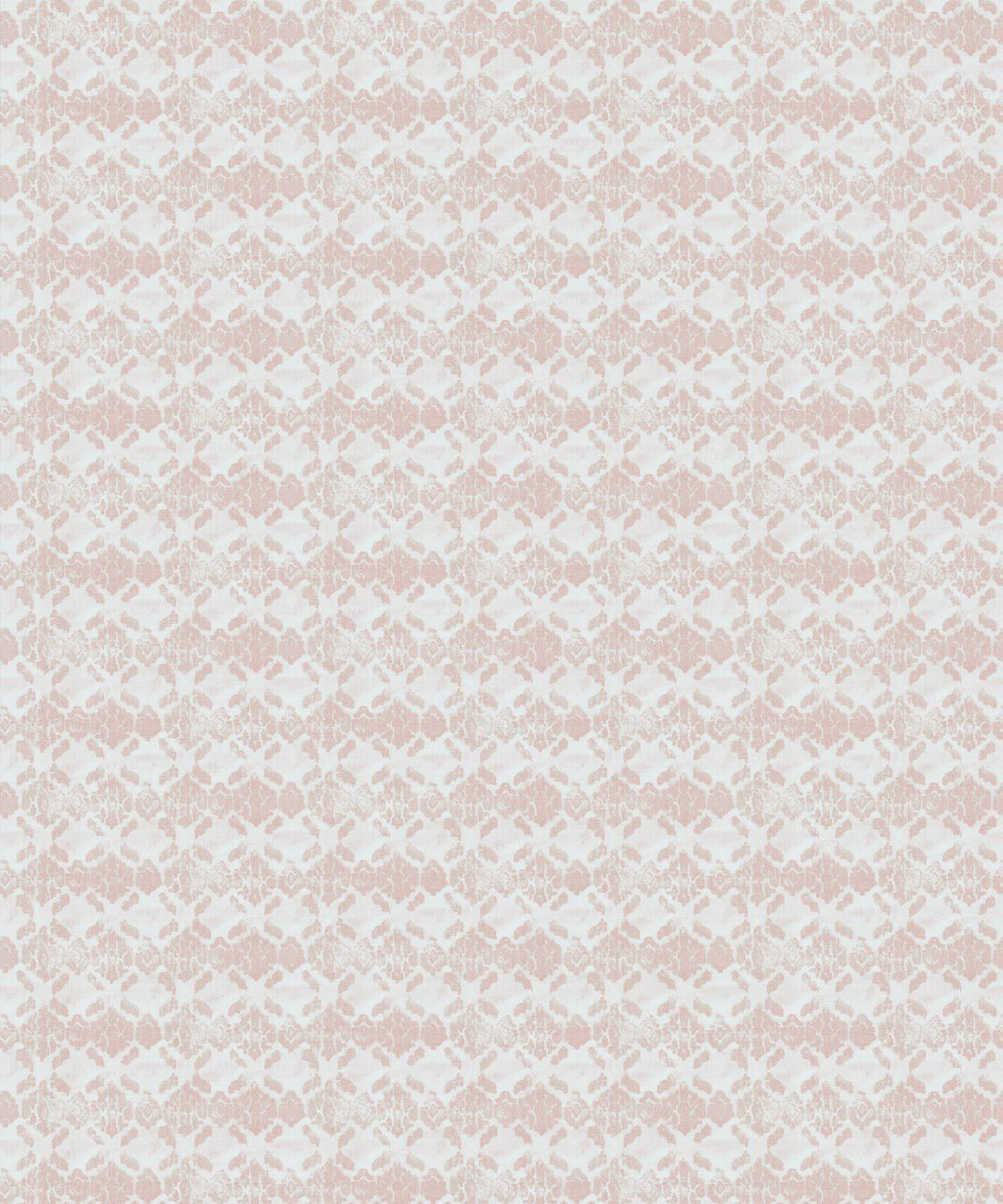 Peach Ikat Wallpaper • Shibori