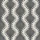 Fern Wallpaper • Gray Wallpaper •Swatch