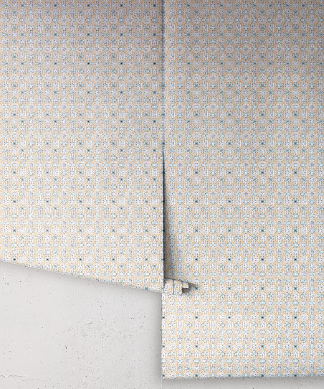 Petite Wallpaper • Sea Spray • Rolls