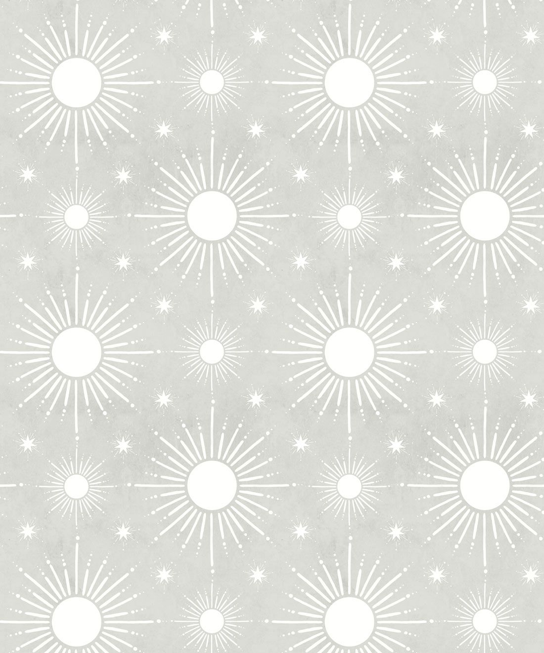 Sun Light Star Bright Wallpaper • Beige • Swatch
