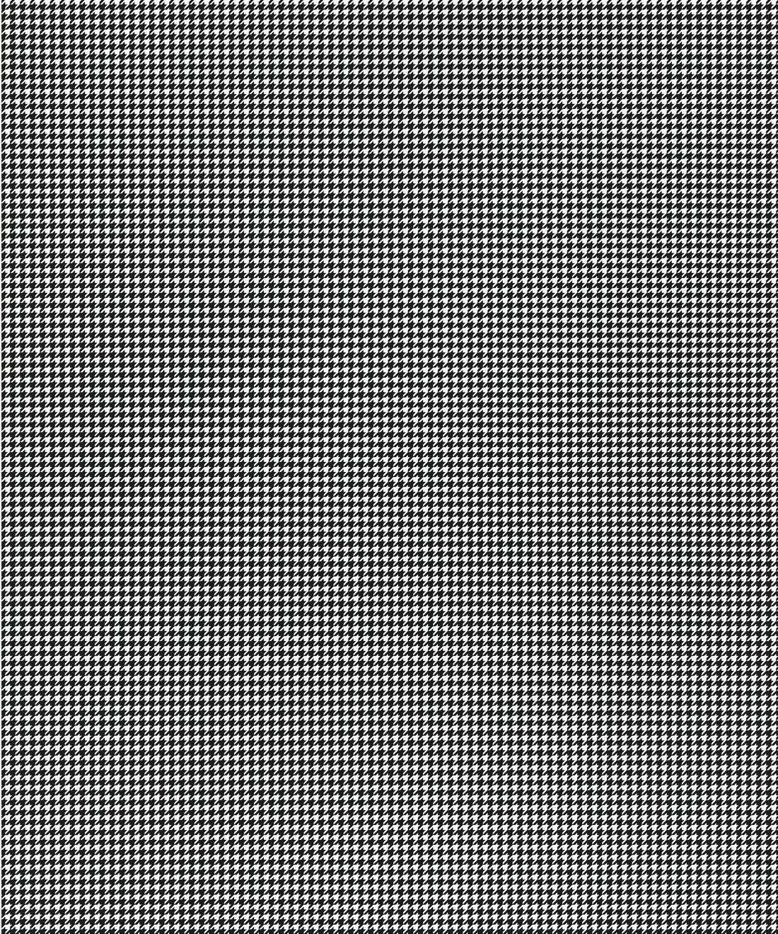 Houndstooth Wallpaper • Dogstooth Wallpaper • Black & White •Swatch