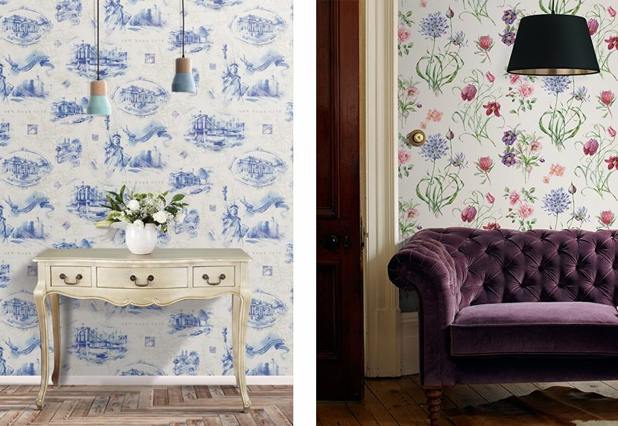 Wallpaper Shopping Made Easy | Milton & King