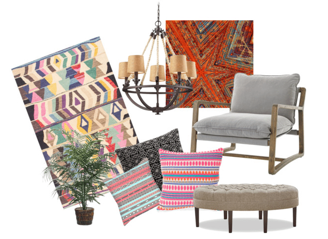 Boho Interior | Milton & King
