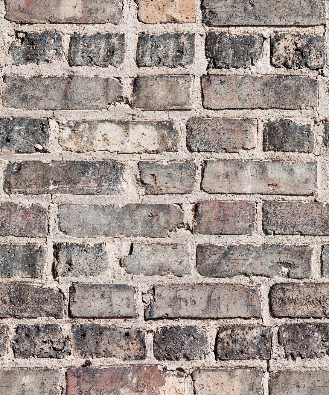 Vintage Bricks Wallpaper