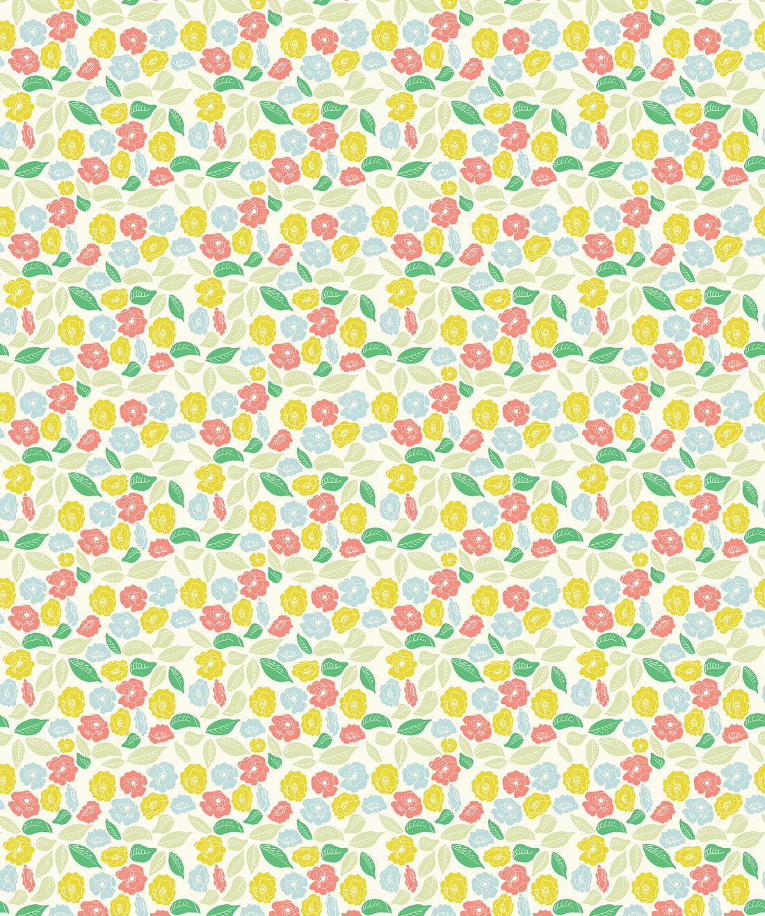 Autumn Bloom Wallpaper