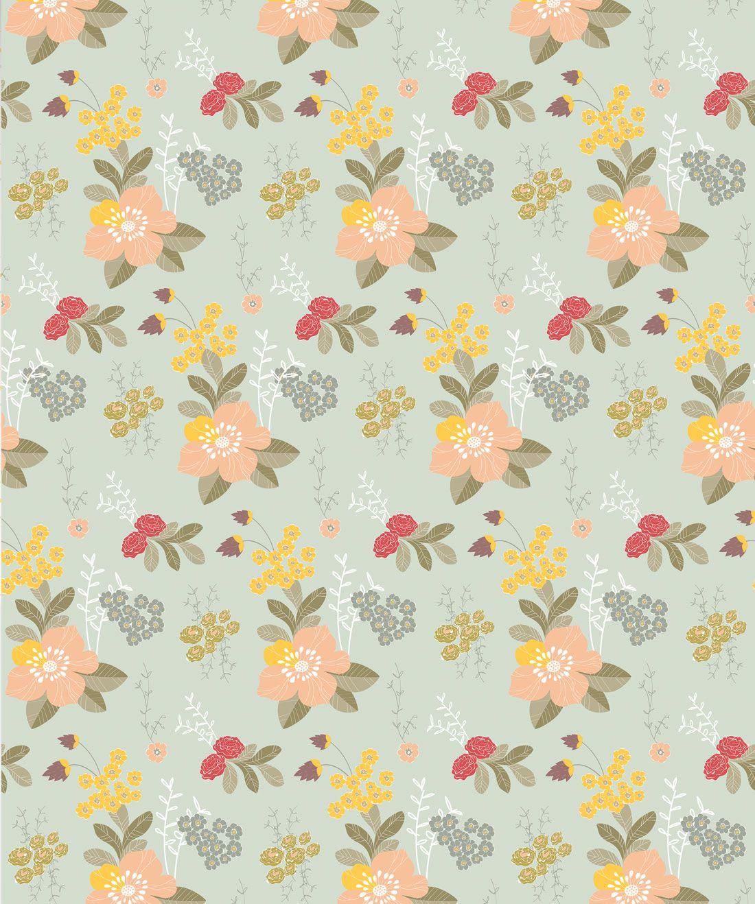 Flower Garden Wallpaper