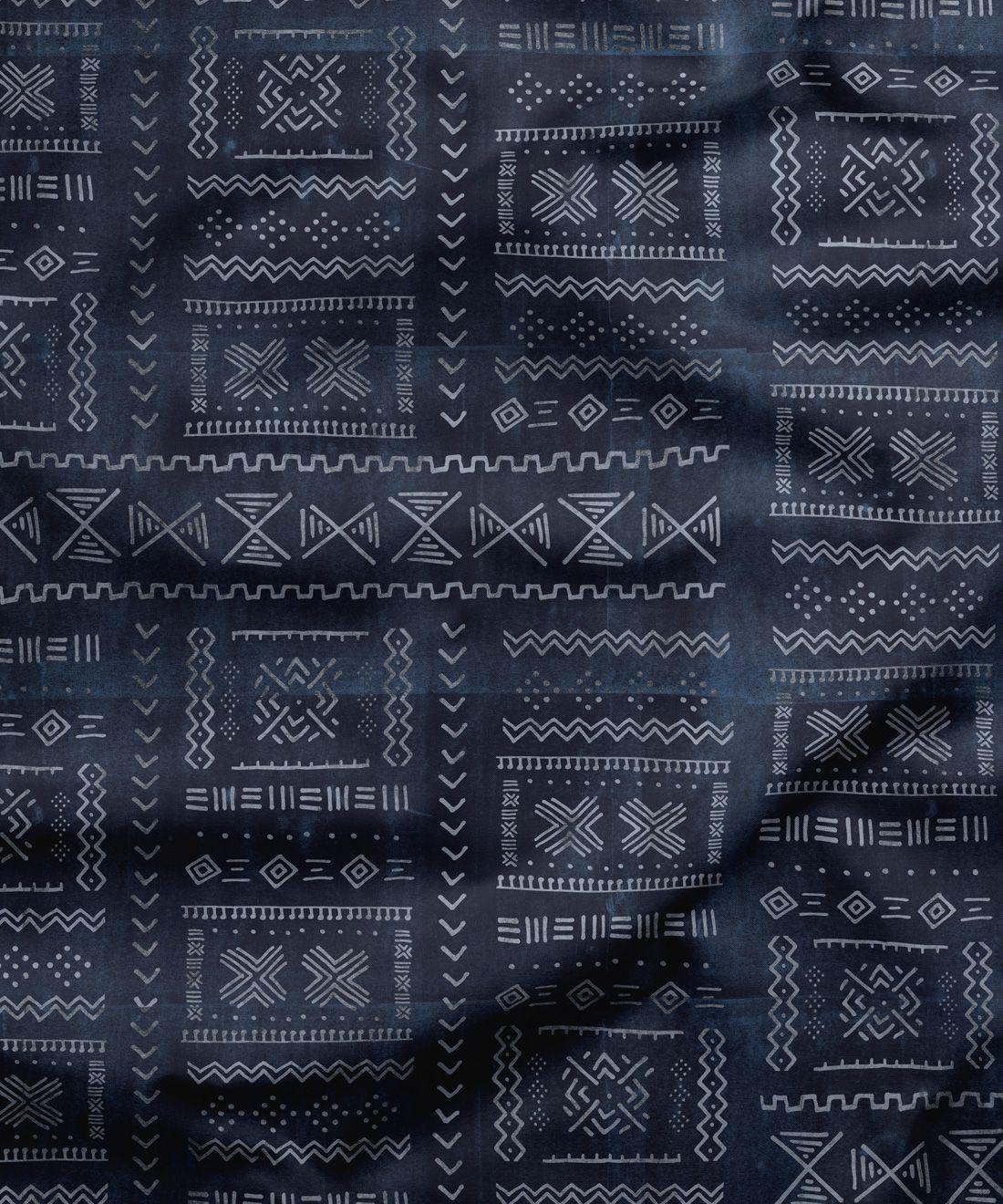 Tribal Mud Fabric