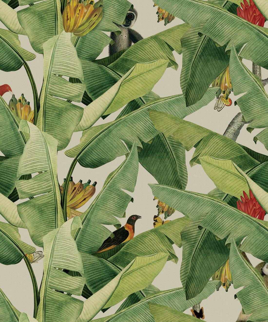 Jungle Fever Wallpaper (Two Rolls)