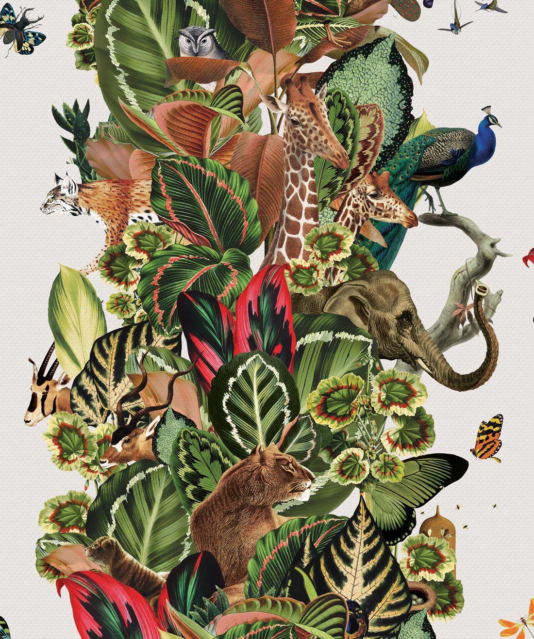 Viva Tropicana Wallpaper (Two Roll Set)