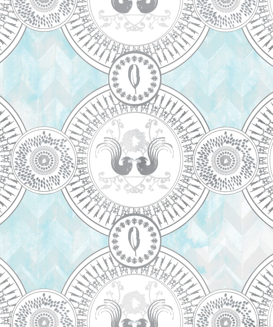 Parlour Paradiso Wallpaper (Two Rolls)