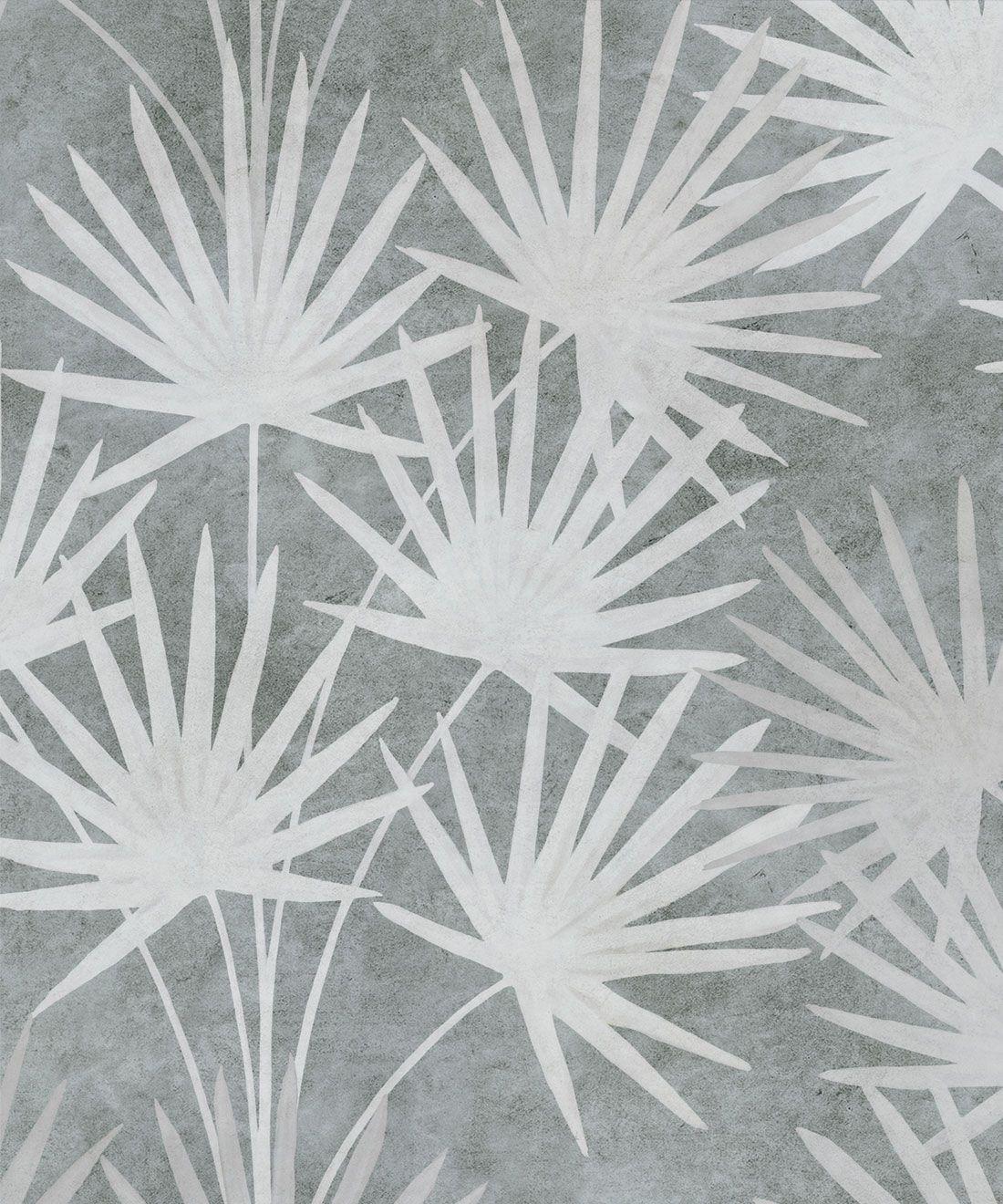 Oriental Palm Wallpaper (Two Rolls)