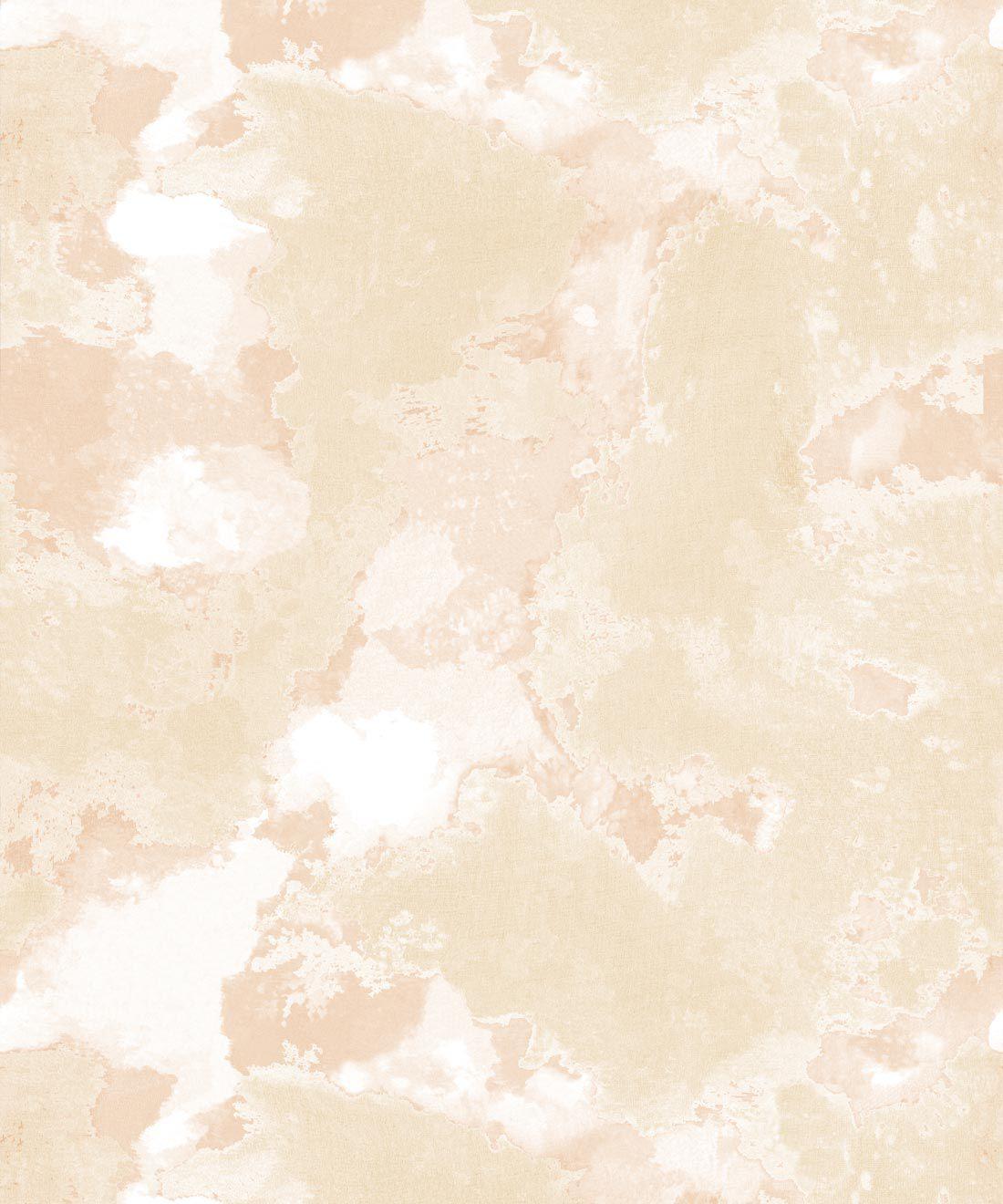 Autumn Path Wallpaper Natural • Shibori Abstract