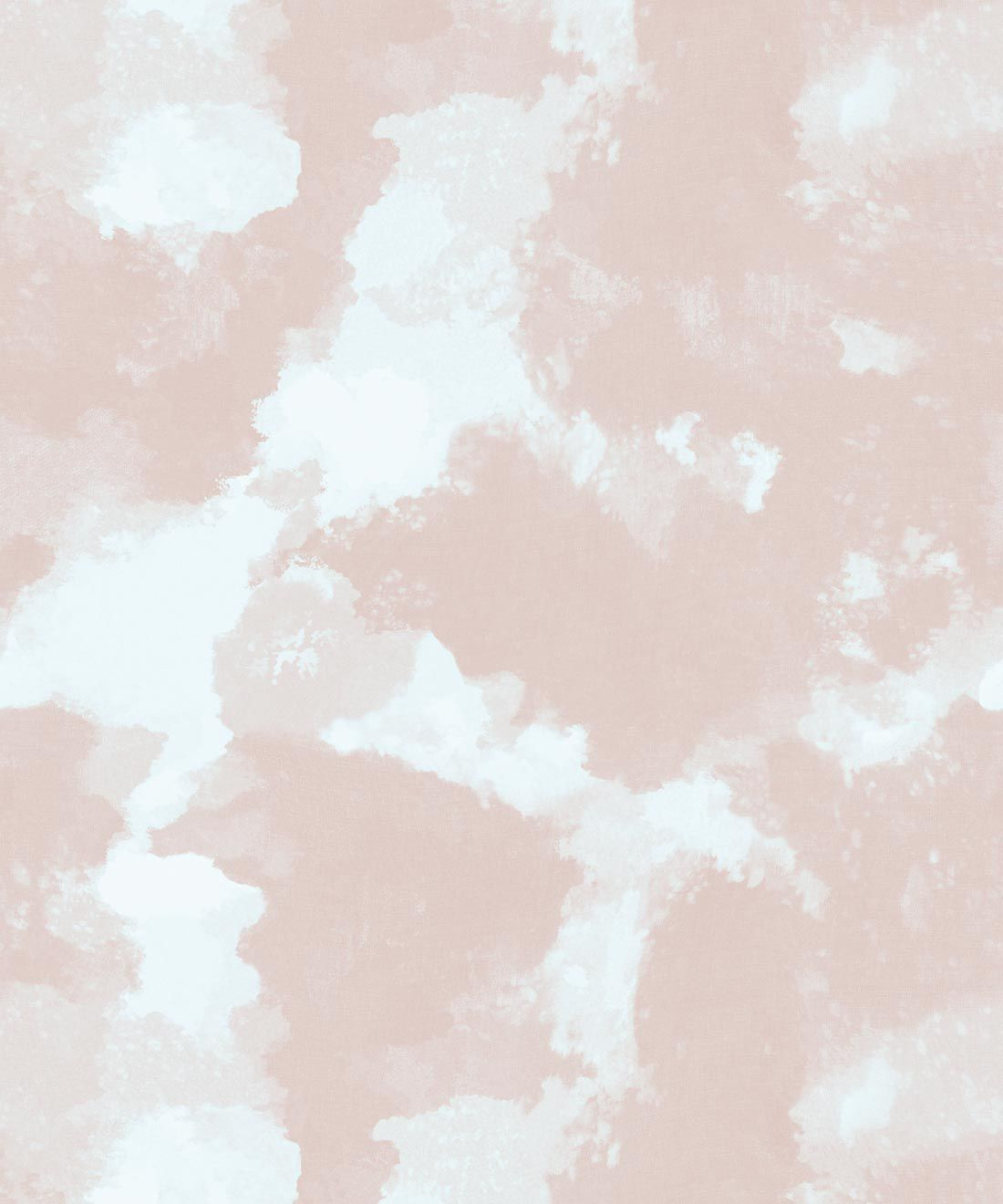 Autumn Path Wallpaper Peach • Shibori Abstract • Swatch