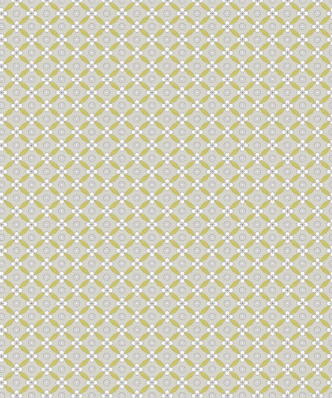 Petite Wallpaper • Snow • Swatch