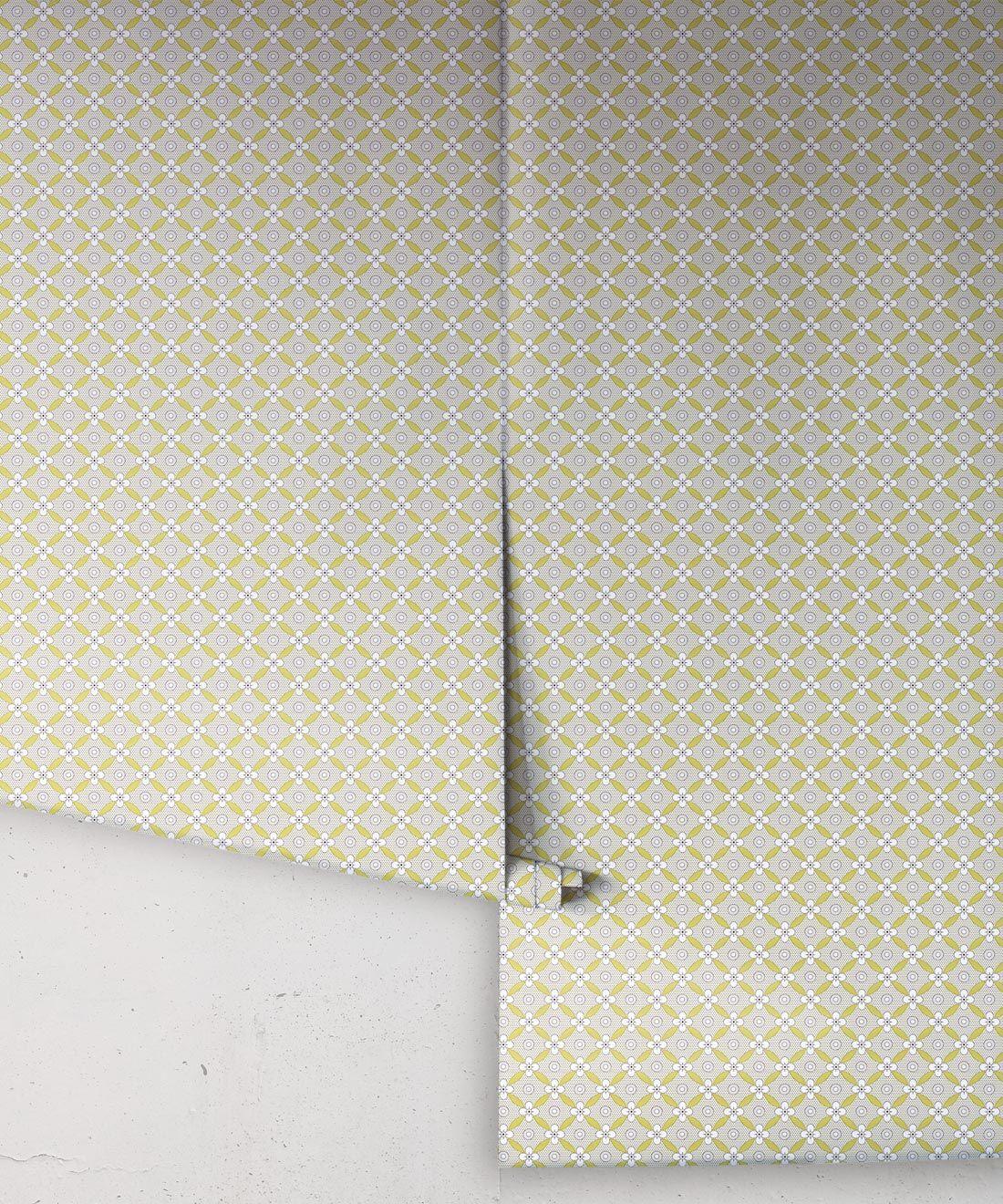 Petite Wallpaper • Snow • Rolls