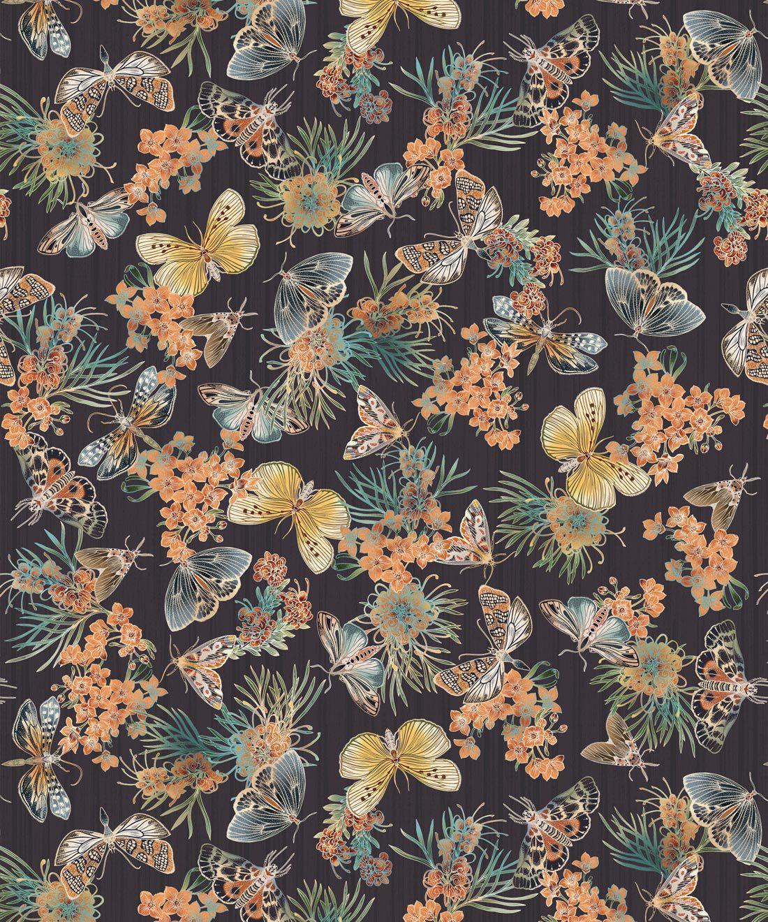 Moth Wallpaper