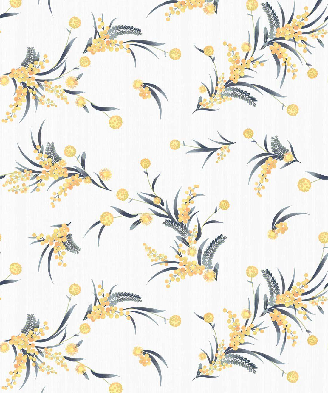 Wattle Wallpaper