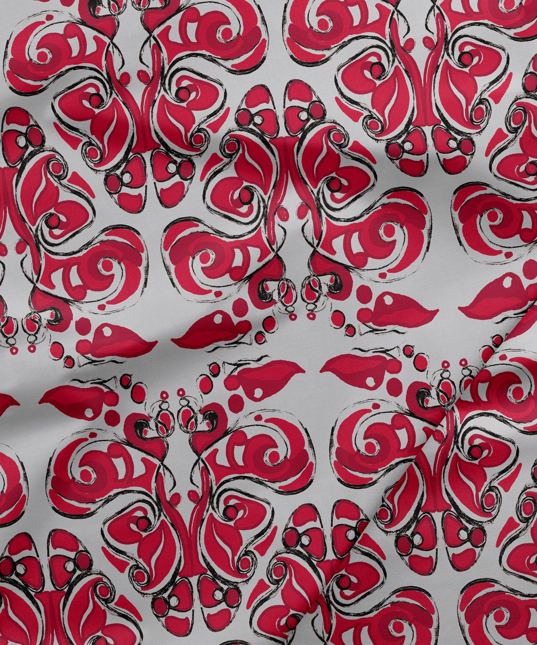 Bohemian Wrap Fabric