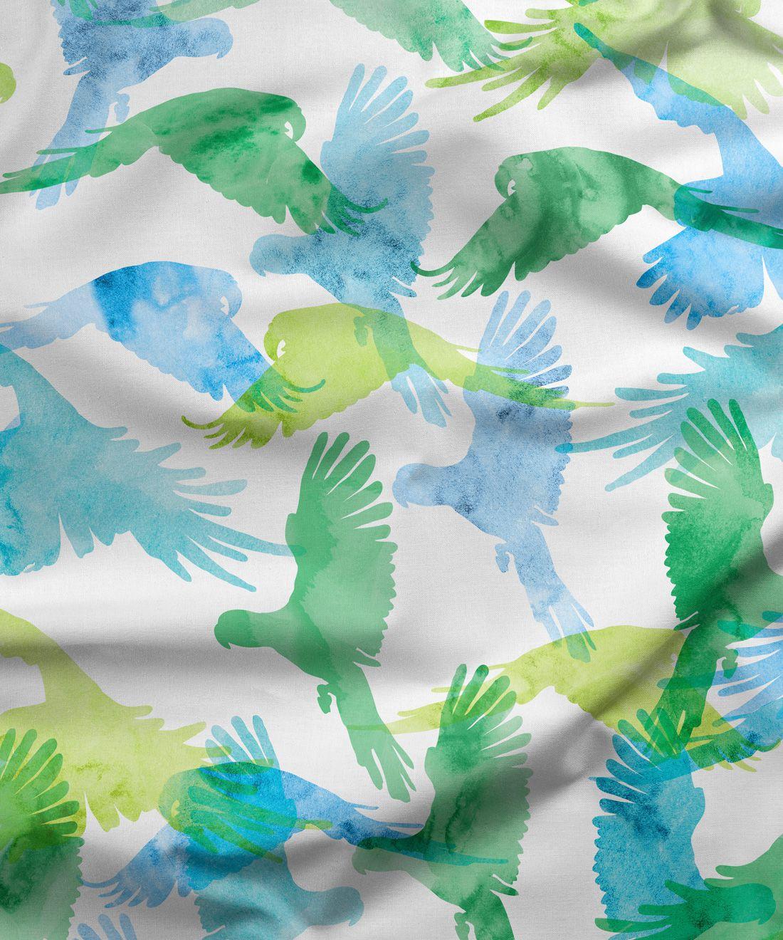 Lorikeet Fabric