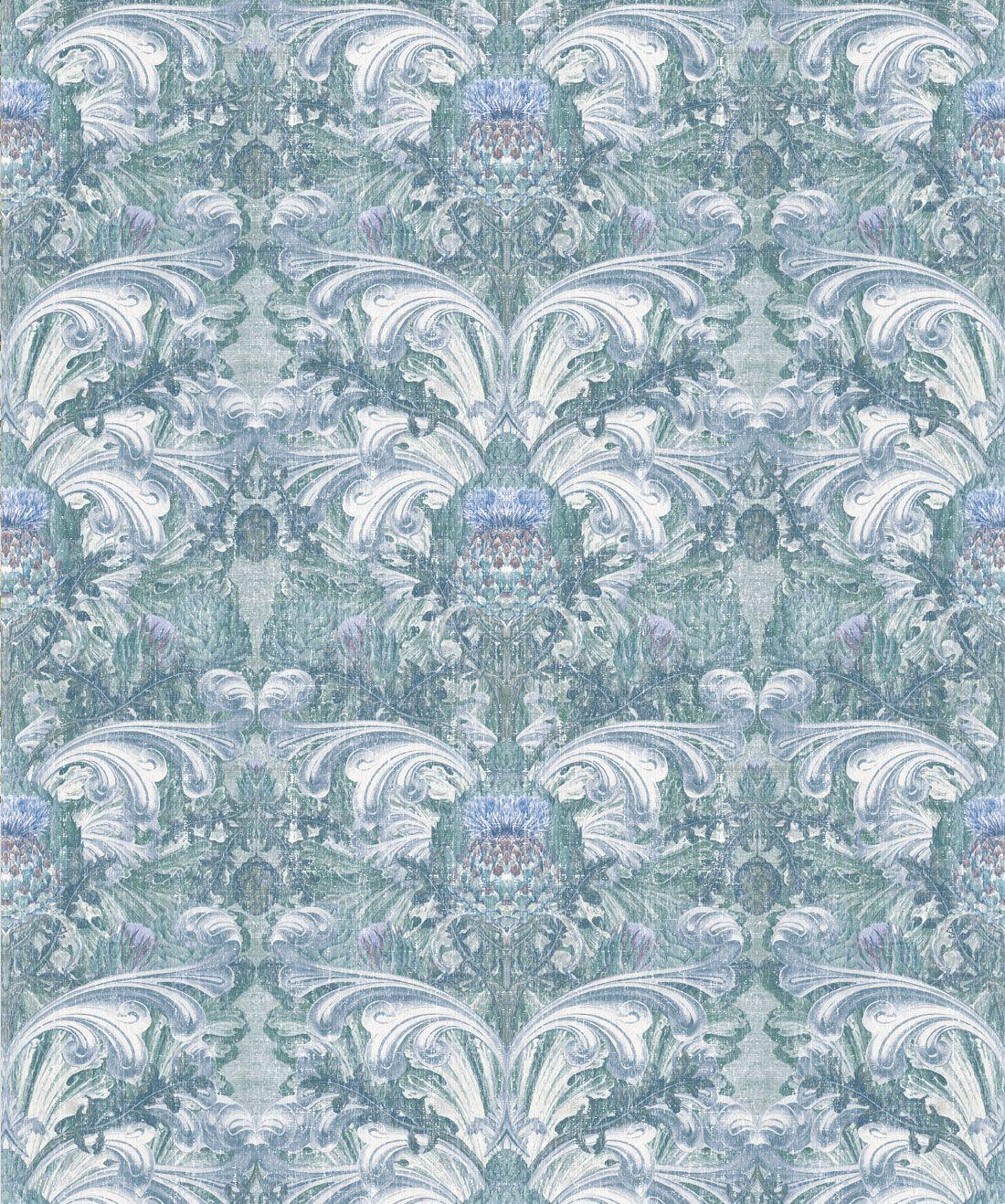 Thistle Wallpaper