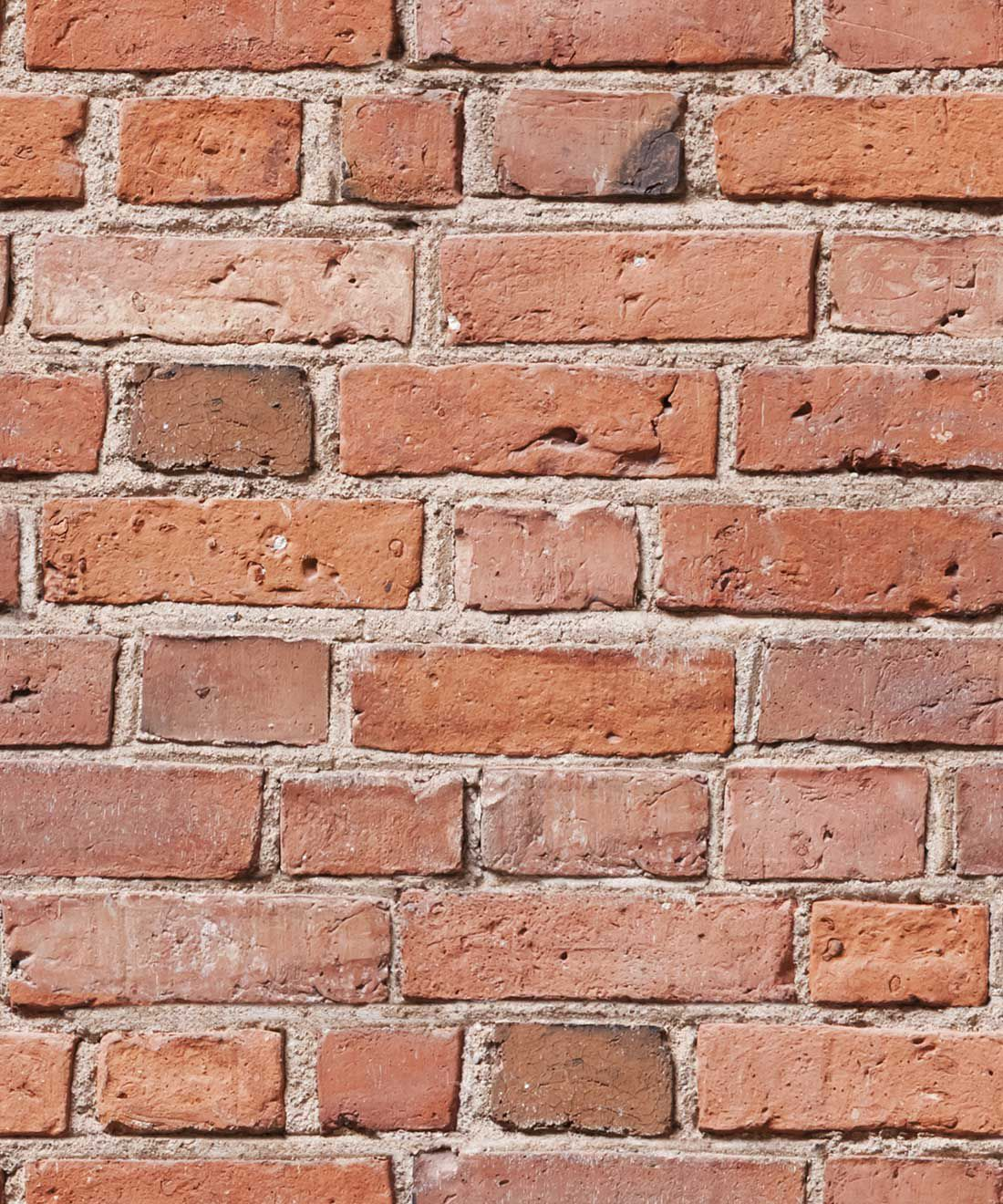 Classic Red Bricks Wallpaper