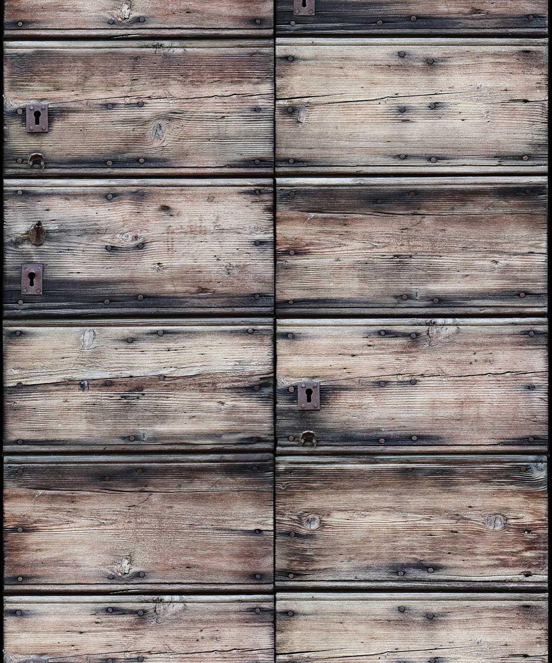 Timber & Nails Wallpaper