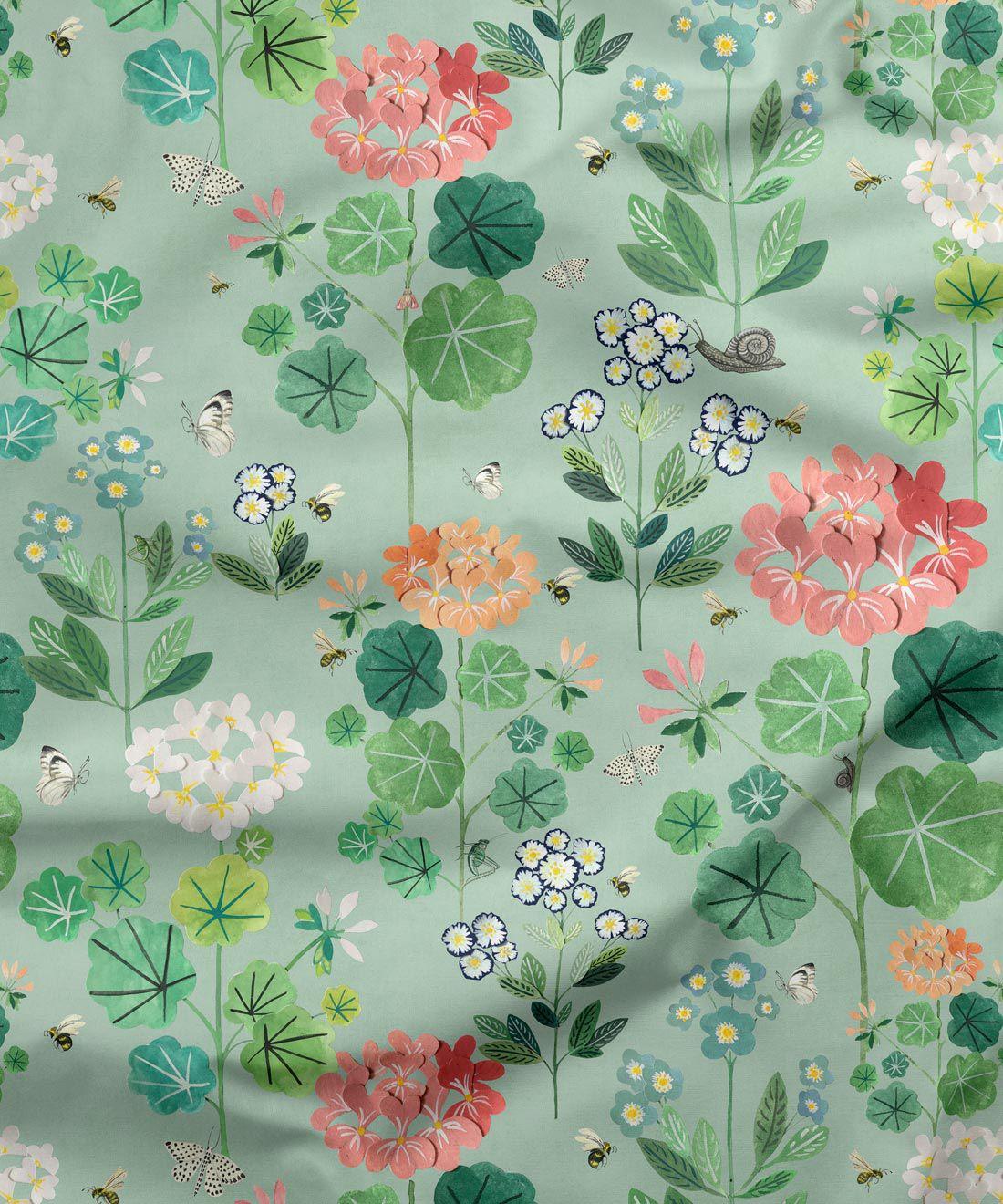 Sophie's Garden Fabric