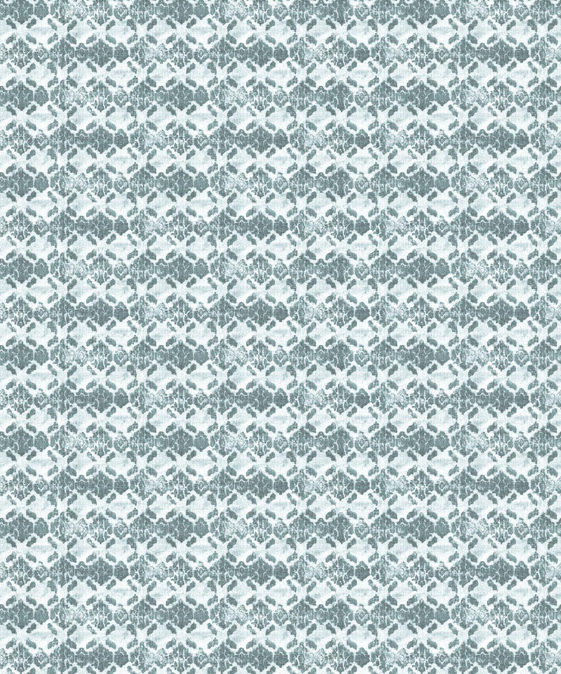 Green Ikat Wallpaper • Shibori