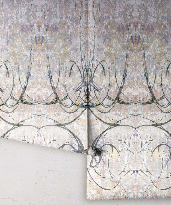 Ramose Wallpaper by Simcox • Color original • Abstract Wallpaper • rolls