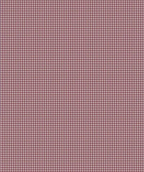 Houndstooth Wallpaper • Dogstooth Wallpaper • Ron Burgundy •Swatch