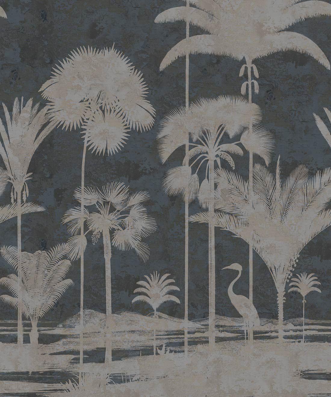 Shadow Palms Mural