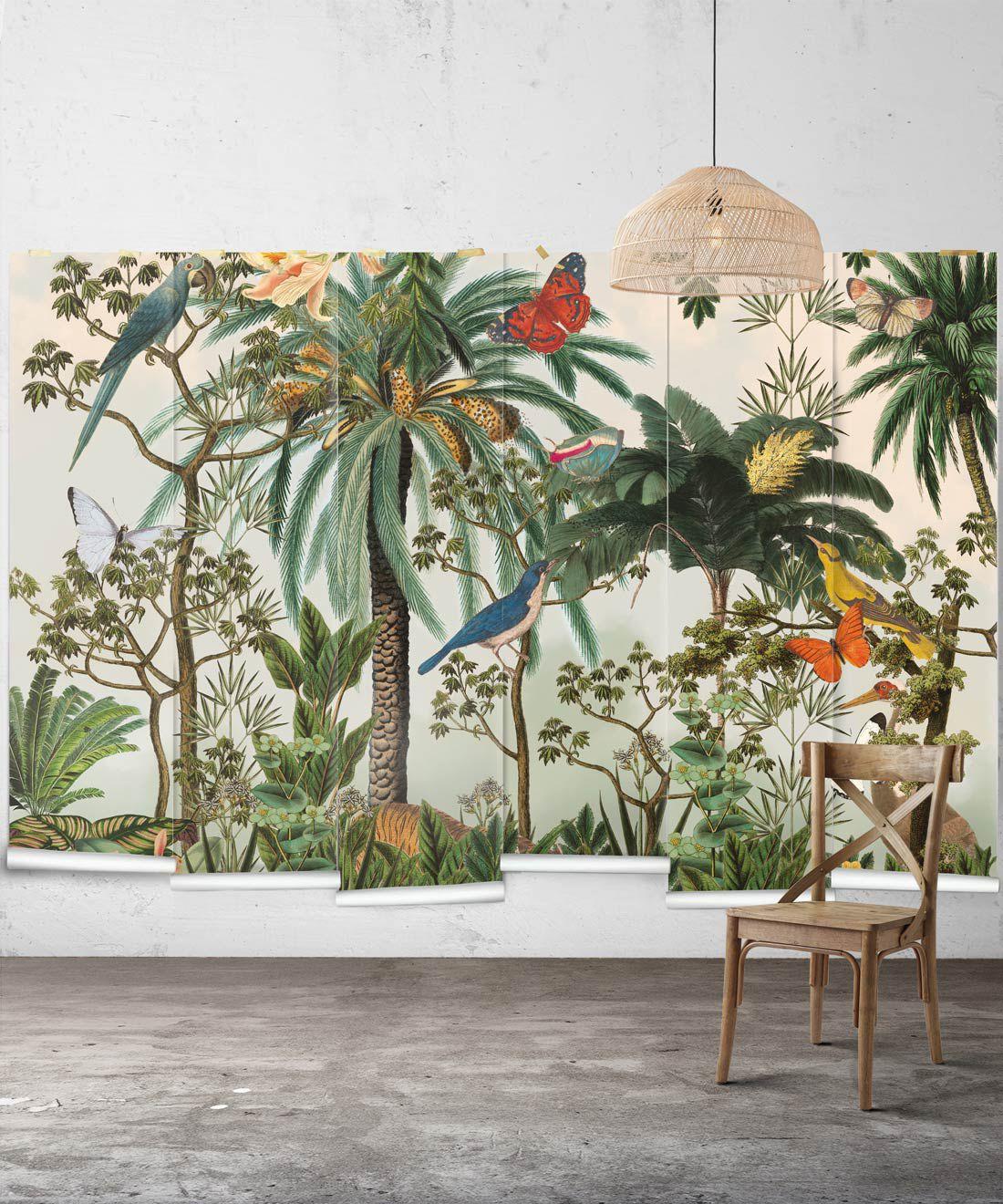Jungle Heritage Mural