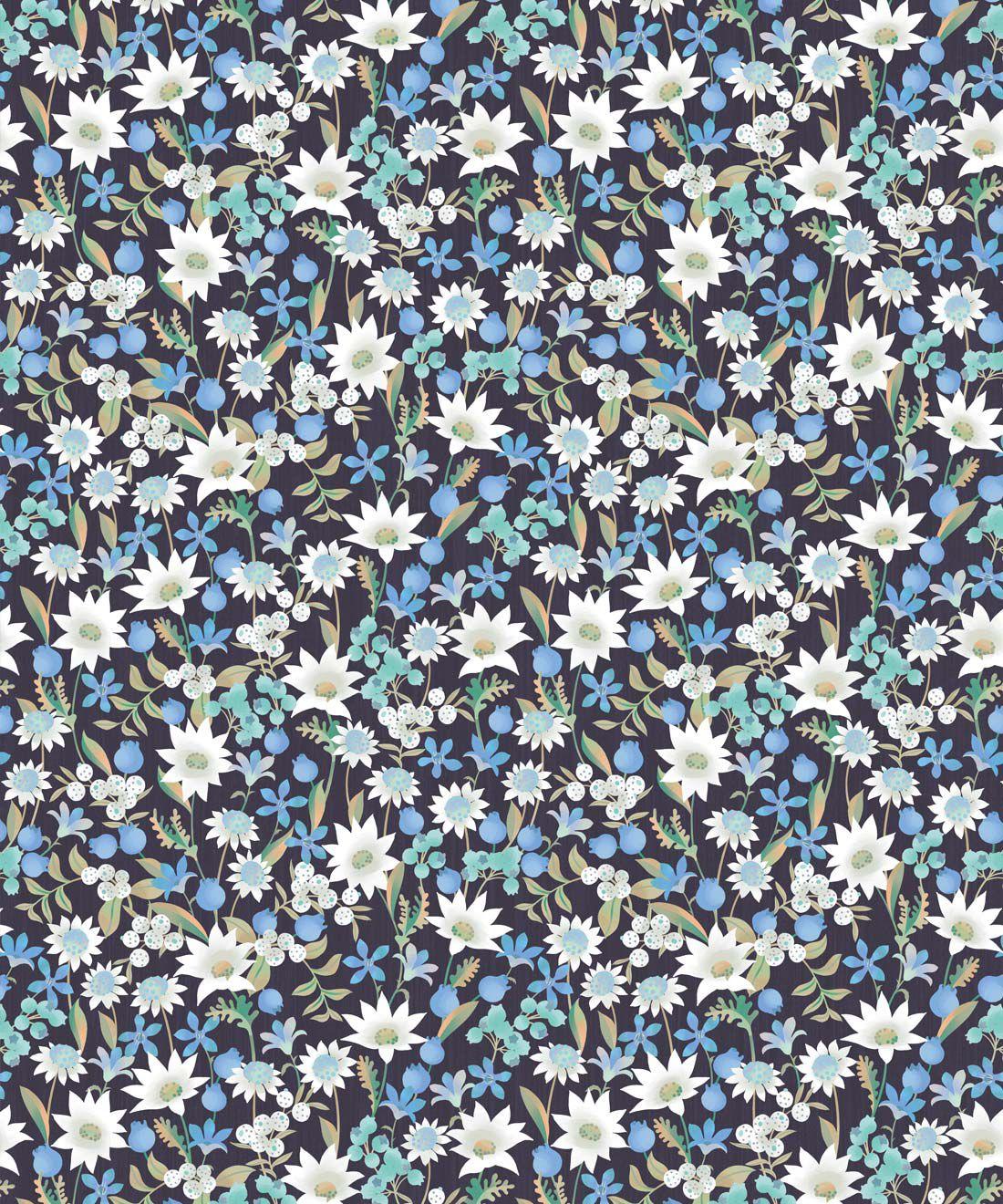 Flannel Flowers Wallpaper