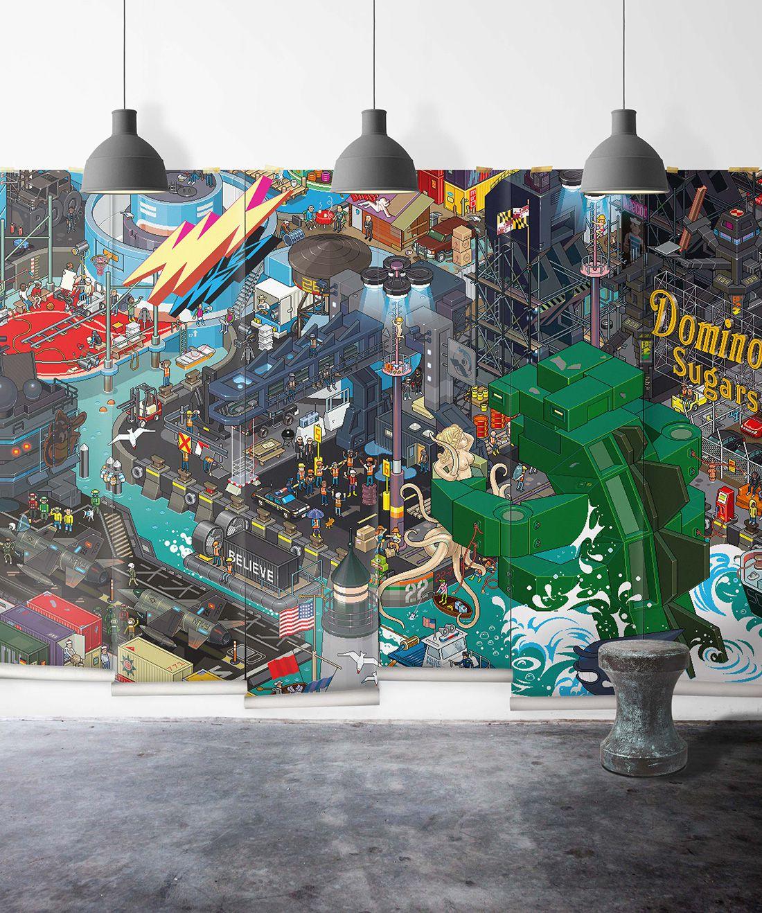 Baltimore Mural