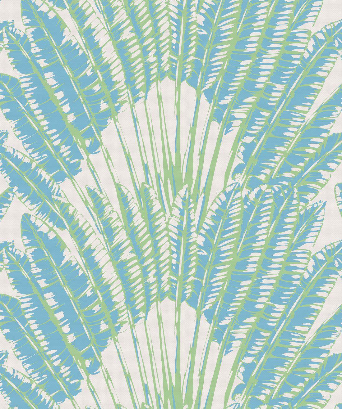 Feather Palm Sea Breeze