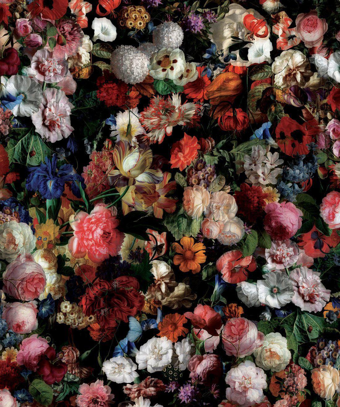 Flower Pool Full Bloom