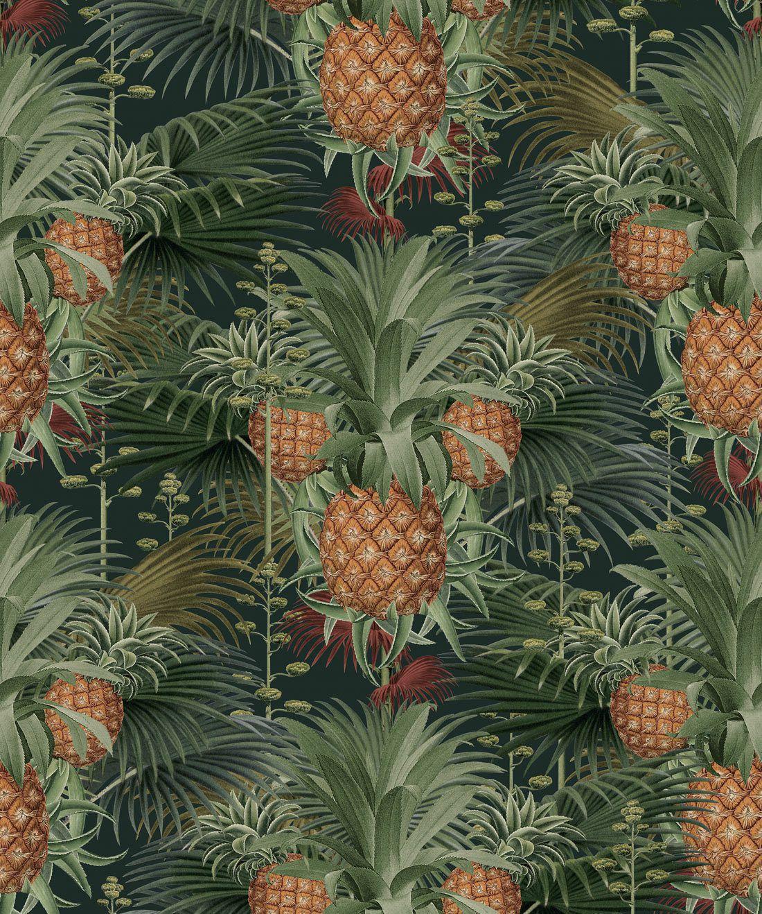 Pineapple Harvest Night