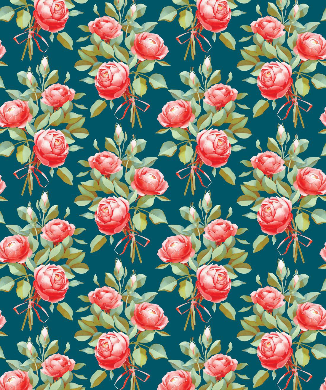 Governors Rose Wallpaper