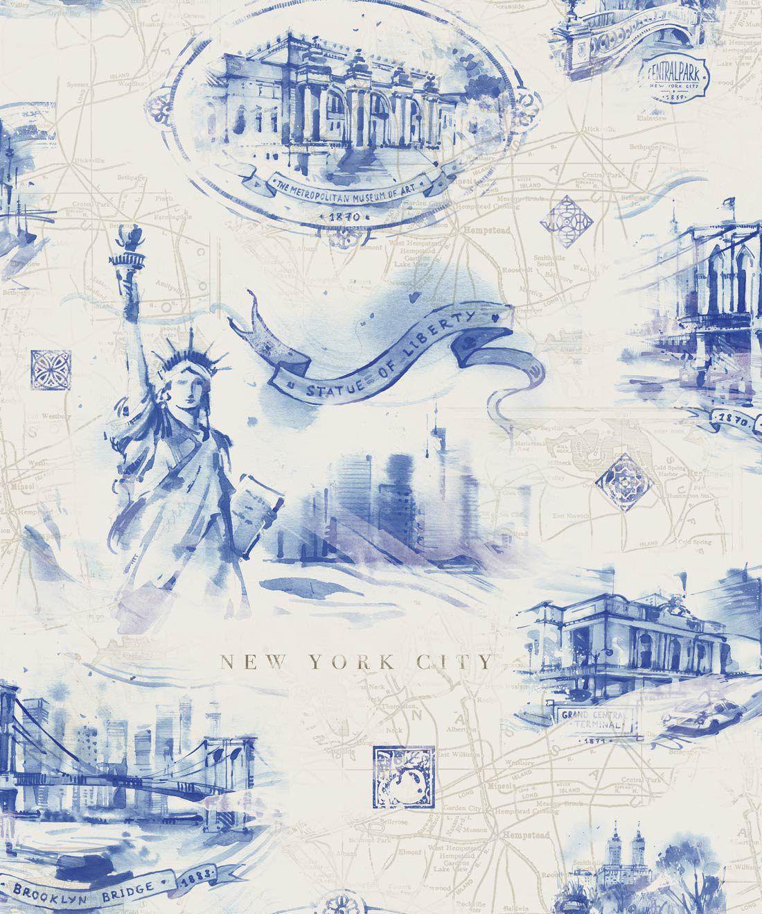 Nre York Monuments Wallpaper