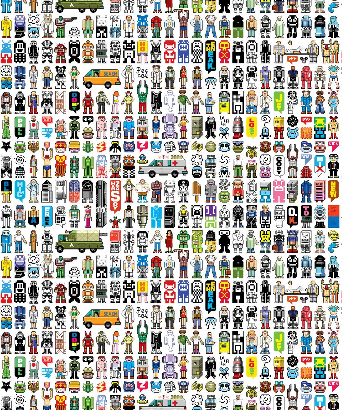 Peecol Wallpaper