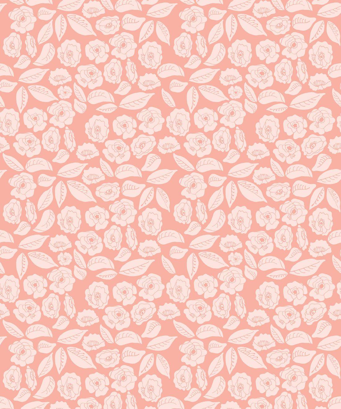 Baby Bloom Wallpaper
