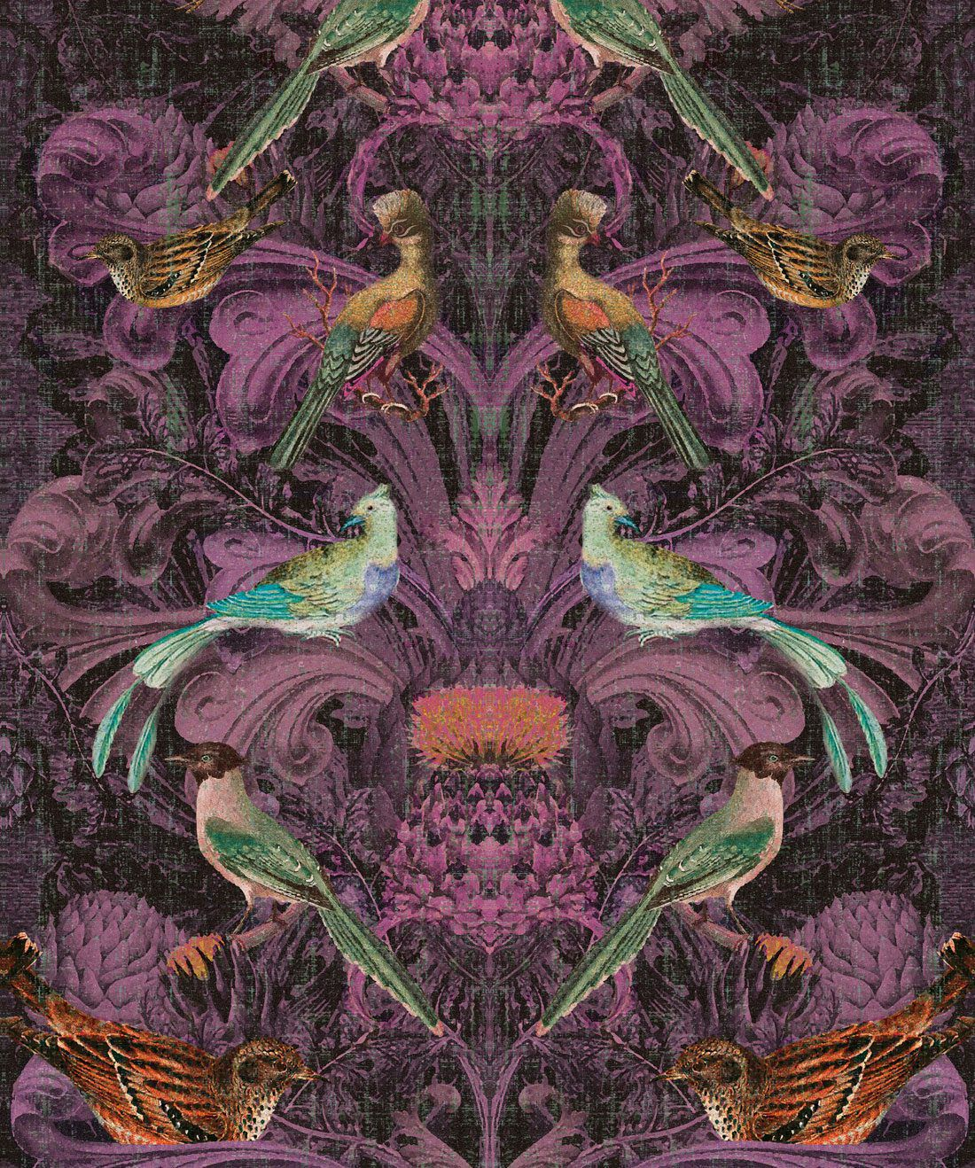 Birdlife Burgundy