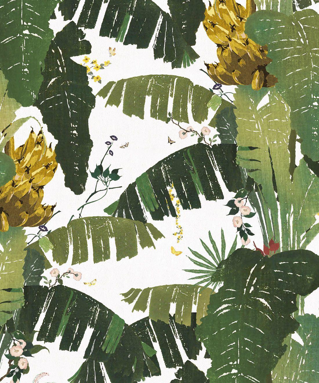 Yashinoki Wallpaper (Two Roll Set)