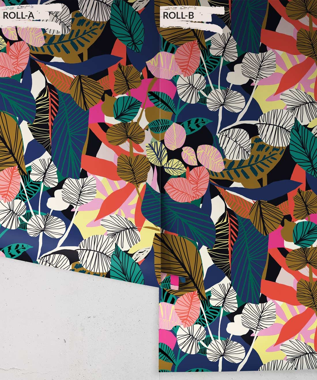 Overgrown Wallpaper - Kitty McCall • Milton & King