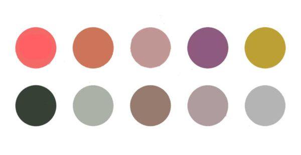Wallpaper Colors 2020
